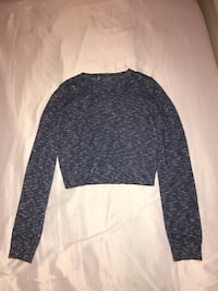 black and gray long-sleeved shirt Mississauga, L4Z 3Z4