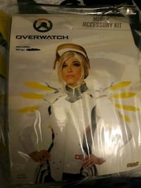 Overwatch mercy wings