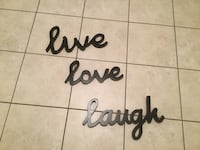 Words for your wall, great quality ones