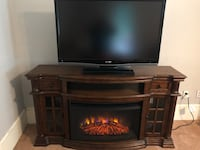 Fireplace entertainment center (TV not included) Sykesville, 21784