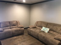 Microfiber couches Moore, 73160