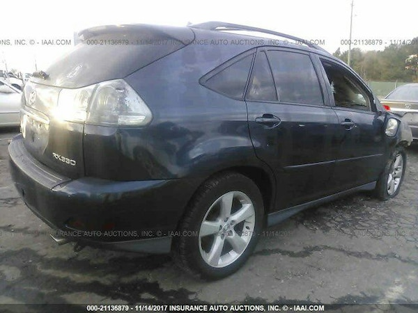 2004 to 2009 lexus rx parts only call black SUV eace7975-6eb5-45a6-953f-6764071d55ff