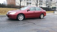 2003 Honda Accord EX 5AT w/Leather Catonsville