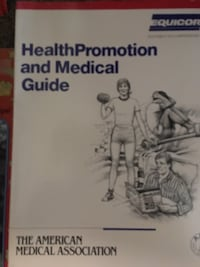 Health & First Aid Instruction Book Oklahoma City, 73105