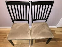 Dining chairs Olney