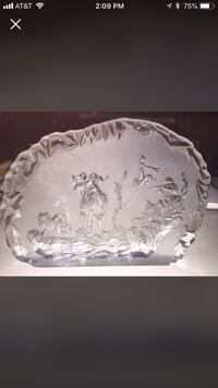 7 inches tall glass hunting decoration  Jacksonville, 32244
