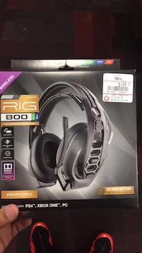 RIG Headset for PS4 or Xbox Fredericksburg, 22408