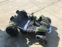 Dune Racer kids ride on comes with charger and two 12 volt batteries