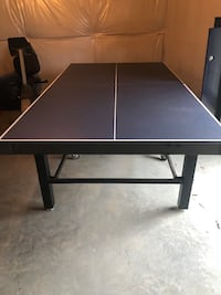 Ping pong table (and accessories)