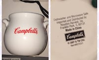 Campbell's Soup Bowl - Great condition! Chantilly, 20151
