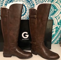 G by Guess Brown boots