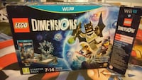juego lego dimensions wii u starter pack Fuenlabrada, 28942