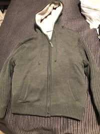 Men's cozy sweater jacket XL Vancouver, V5V 0B6