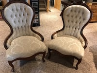Antique chairs , N0E 1Z0