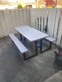 Outdoor Table Foldable