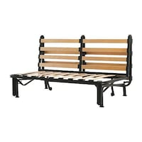 LYCKSELE Two-seat sofa-bed frame Vaughan