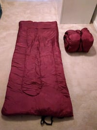 2 sleeping bags (adult) Alexandria, 22315