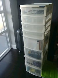 4bfeer high Organizer with 8 storage compartments  Toronto, M9C 0A9