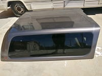 Truck bed shell