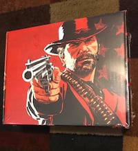 Exclusive Red Dead Redemption 2 Collectors Box Fairburn, 30213