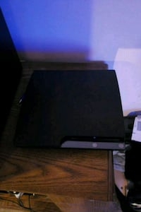 black Sony PS3 slim console Mississauga, L5N