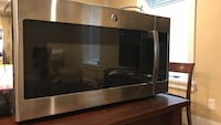 black and gray microwave oven Ashburn