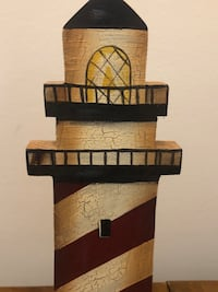 11x10 Wooden Lighthouse Nautical Randallstown, 21133