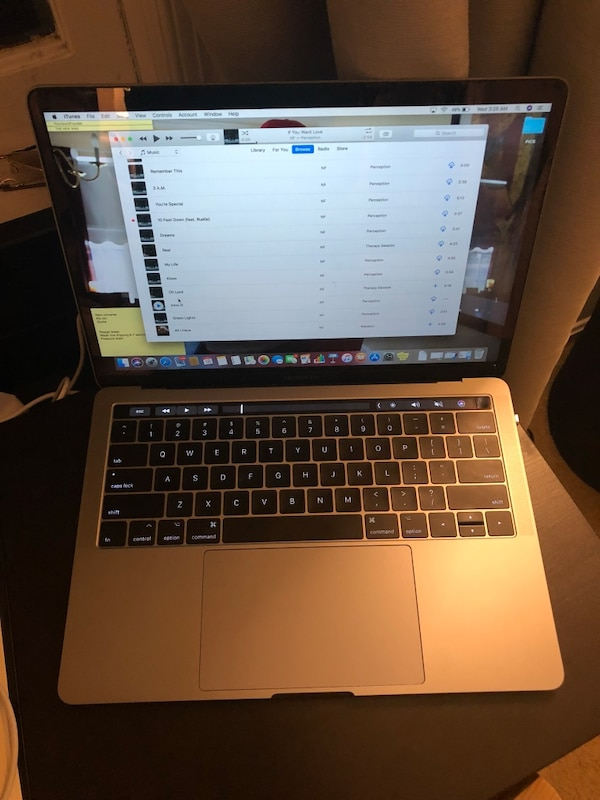 "2016 13"" MacBook Pro with TouchBar"