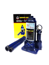 2-TON HYDRAULIC BOTTLE JACK 781 km