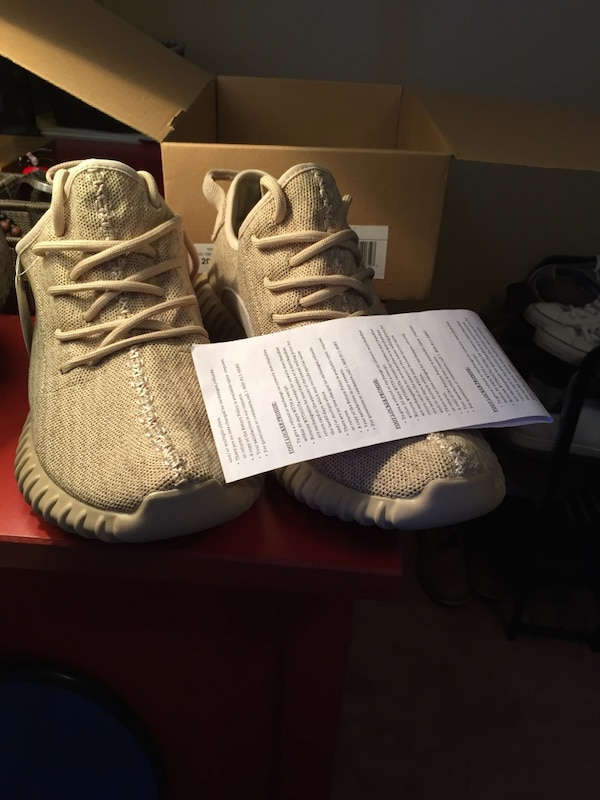 a7e4543765c9f Used moonrock adidas yeezy boost 340 for sale in Kelowna - letgo