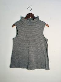 black and gray sleeveless dress Montréal, H3W 1E6