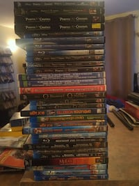 assorted Sony PS3 game cases Montréal, H1A