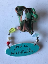 "Beaded Ceramic ""You're Irresistible"" Beavercreek, 45432"