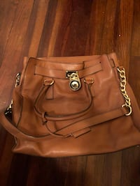 Barely used Michael kors brown tote  Frederick, 21702