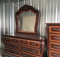 King bedroom set Upper Saddle River, 07458