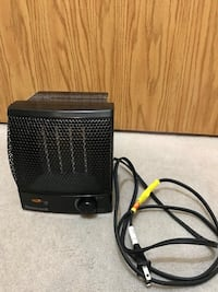honeywellbrand-black heater, excellent condition Burnaby, V3N 4S3
