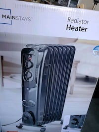 Heater Radiator Portable 1500W Radiator