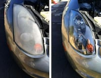 I'll fix your hazy, dull, headlights 10 mi