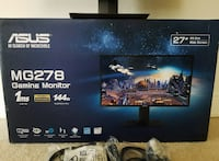 ASUS MG [TL_HIDDEN] 4Hz FreeSync Monitor Cape Coral
