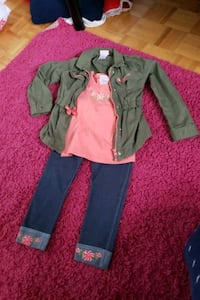 Clothes for girls,  size 6 Ottawa, K2G 2A8