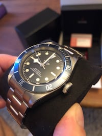 Tudor black bay heritage blue 79230 watch Vaughan, L6A 2P9