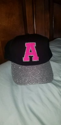 NEW! The Letter A hat from Justice Western Springs, 60558