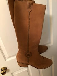 Jack Rogers brown suede  boots Arlington, 22201