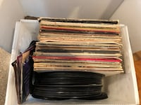 Over 150 Records LPs Full Size and 45s Soul Funk and More Manassas, 20112