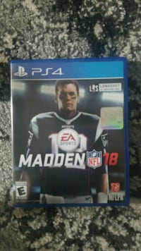 Ps4 GAME MADDEN 18 Dallastown, 17313