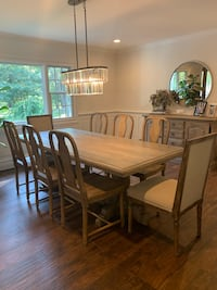 Pottery Barn Dining room table and chairs Wall Township, 07753