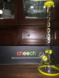 brand new Cheech beaker bong 18inch Mississauga, L4Y 3N5