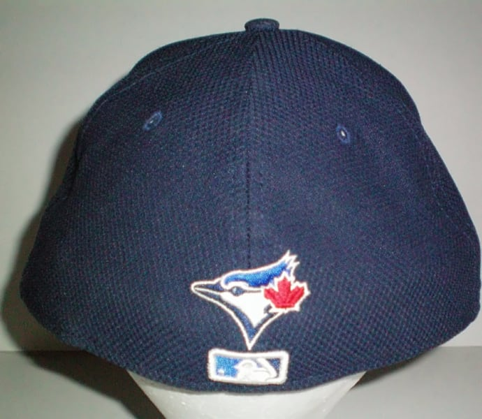 New Era 59Fifty Toronto Blue Jay MLB Cap Size 7 3/4 or 61.5cm a3acd622-9ba2-4f62-8367-da4b5a0fba63