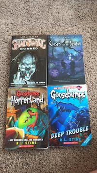 Teen Horror Books Aldie, 20105