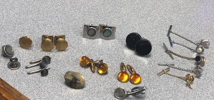 Cuff Links & Tie Clips